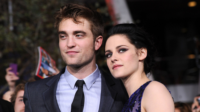 Kristen Stewart and Robert Pattinson Are Once Again Living in Sin