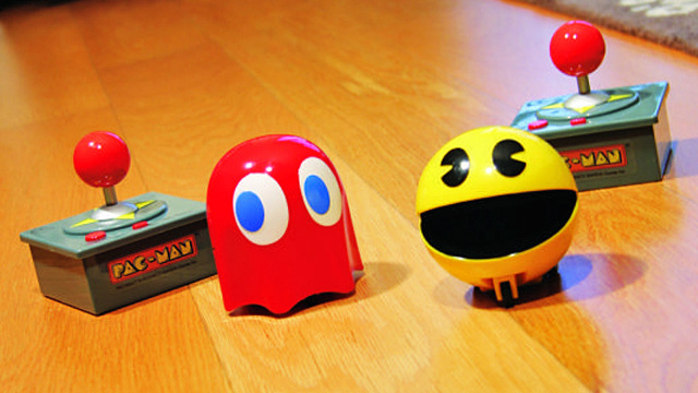 Click here to read Real-Life Pac-Man Racers: Waka Waka Not Included