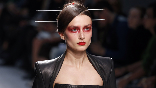 Gareth Pugh, for the Goth Leeloo Multipass Intergalactic Badass in You