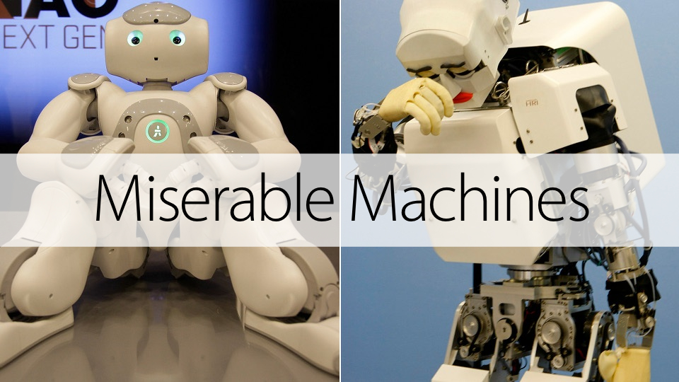 Click here to read 13 Sad Robots Pathetically Serving Their Human Masters