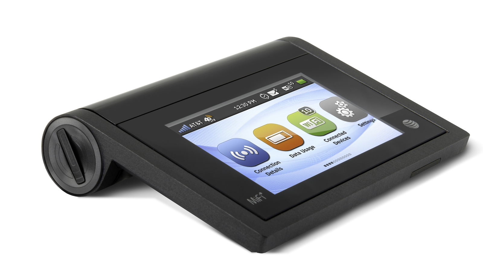 Click here to read AT&T Shoved a Touchscreen in Its Latest LTE MiFi Hotspot Because, Hey, Why Not!