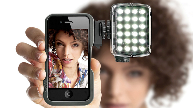 This iPhone Case Is a Tiny Photography Studio That Won't Help Your iPhone 5's Camera