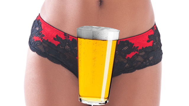 Just So You Know, You Can't Make Beer With Your Vagina