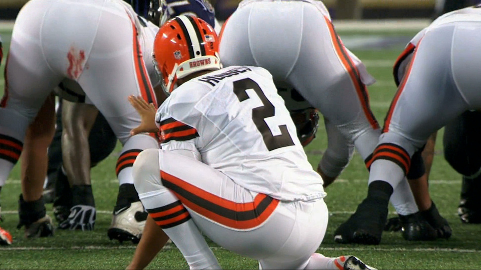 Browns Center Alex Mack Has Blood On His Ass [UPDATE]
