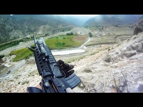 Click here to read Helmetcam Shows a US Soldier Taking Fire in Afghanistan