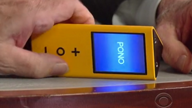 Neil Young Unveils His New Pono Music Player