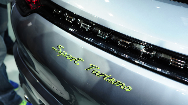 This Is How The Techno-Fabulous 67 MPG Porsche Panamera Sport Turismo Plug-In Hybrid Works