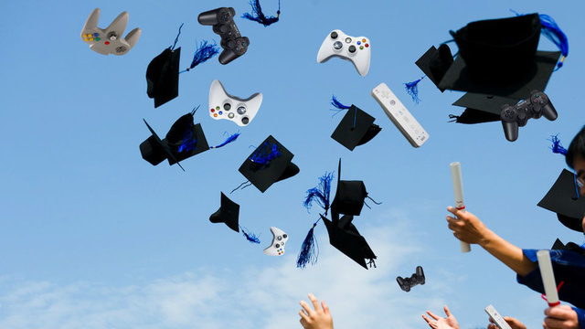College Gaming 101: How I Kept Gaming While Getting A Degree