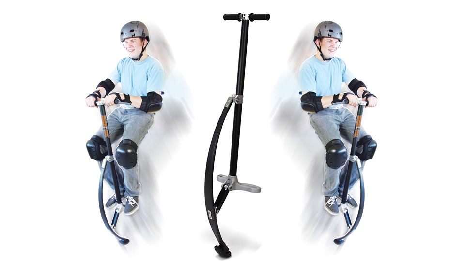 Click here to read Composite Fiber Pogo Stick Inspires a Whole New Generation to Break Their Necks