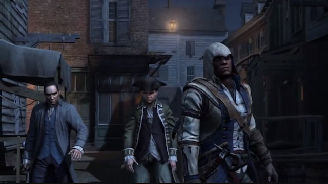 Some More Assassin's Creed III Footage And Gameplay Details