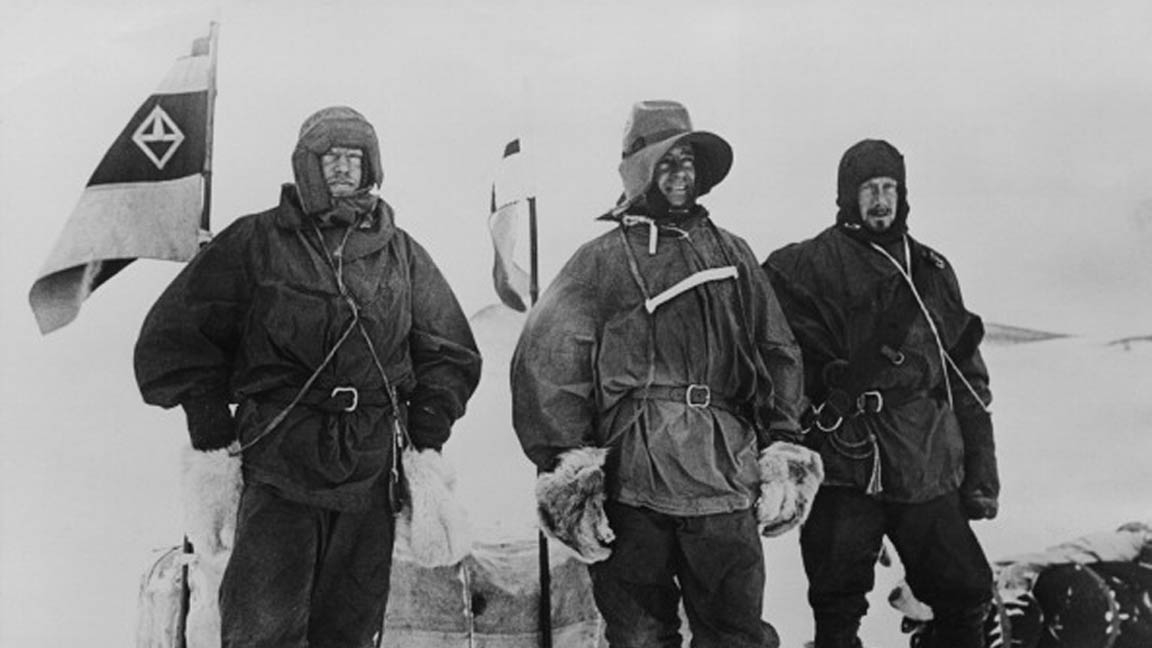 Click here to read Top of the First Antarctic Explorers' Packing List: Lots and Lots of Cocaine