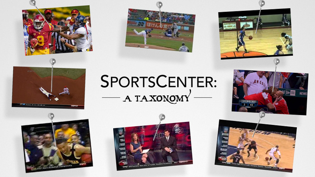 The 17 Types Of Highlights You See On SportsCenter