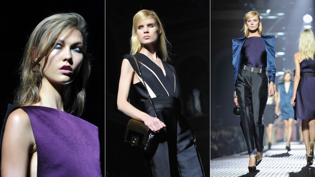 Lanvin, for the Fierce, Up-All-Night Disco Partybot in You