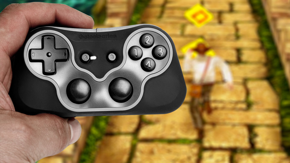 Click here to read The SteelSeries Free Controller Makes Mobile Gaming Almost Too Easy