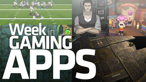 Four Splendid Gaming Apps... and NFL Pro 2013