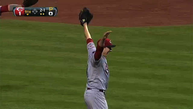 Homer Bailey Throws First Reds No-Hitter Since 1988
