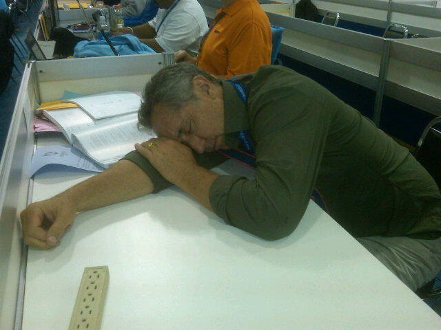 Rick Reilly Fell Asleep At The Ryder Cup