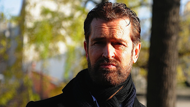 Rupert Everett Thinks That Piers Morgan Has an Oscar Wilde-Streak in Him