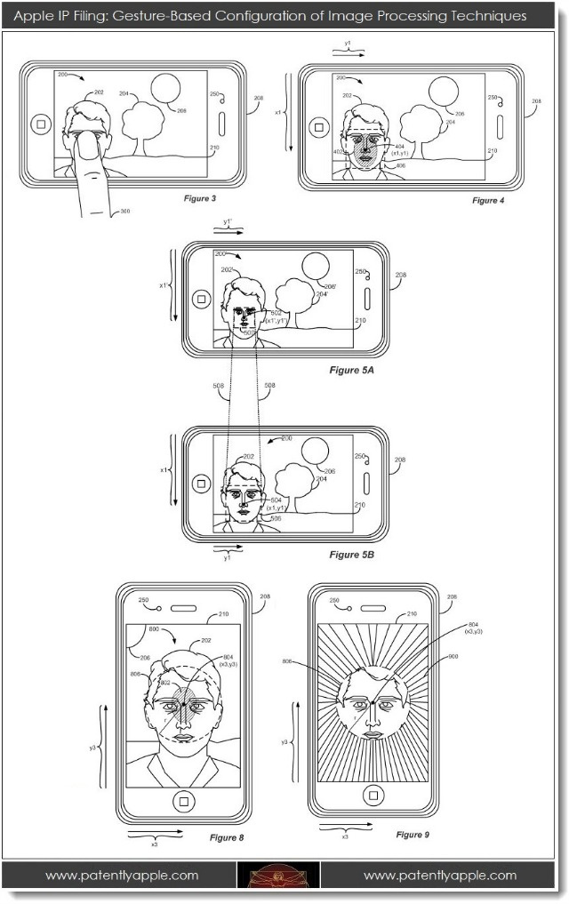New Apple Patents Hint At Upcoming Camera Features