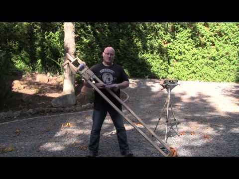 Click here to read This Gargantuan Slingshot Crossbow Is Taller Than You Are