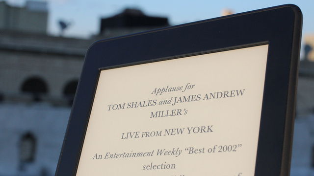 Kindle Paperwhite Review: Forget Everything Else, This Is the E-Reader You Want