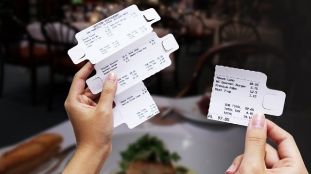 Click here to read This Perforated Bill Would Make It Super Easy To Literally Split the Check