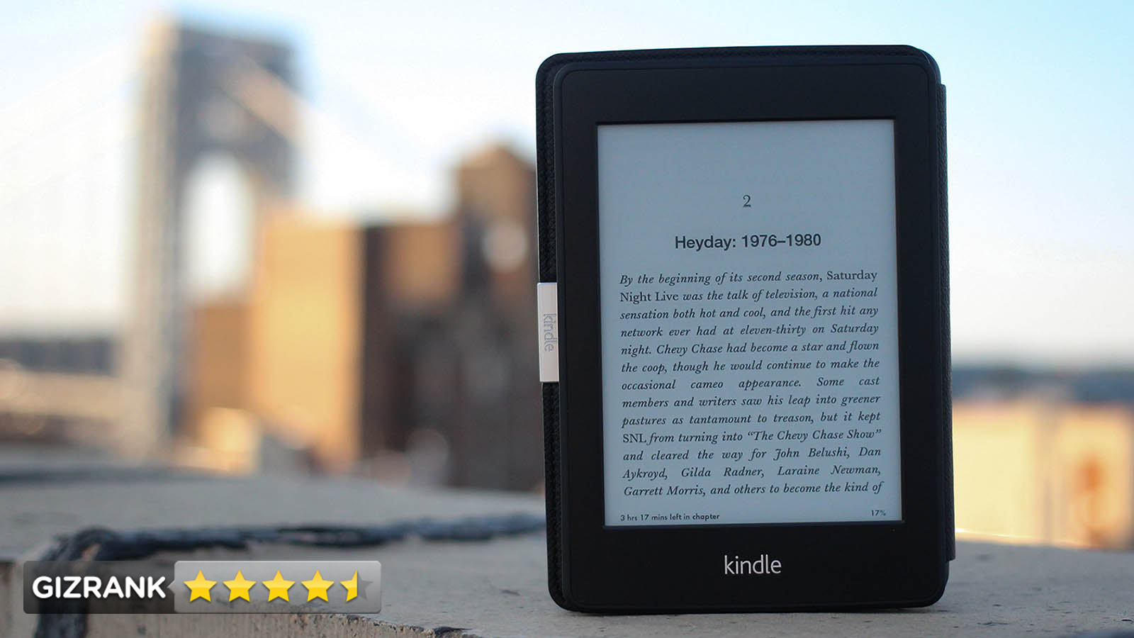 Click here to read Kindle Paperwhite Review: Forget Everything Else, This Is the E-Reader You Want