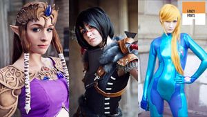 Seven Days' Worth of the World's Finest Cosplay