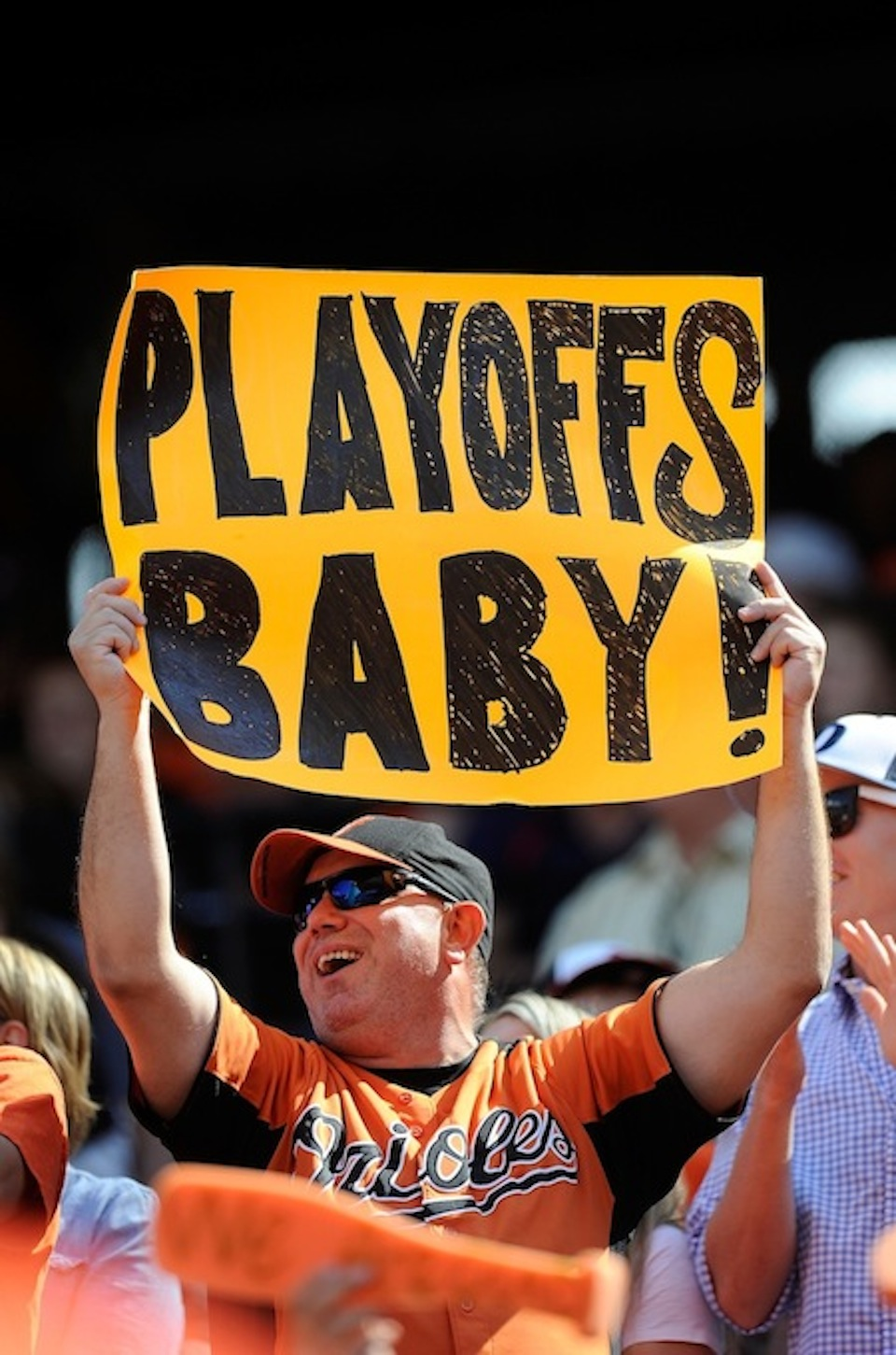The Orioles Clinched A Playoff Berth For The First Time Since 1…