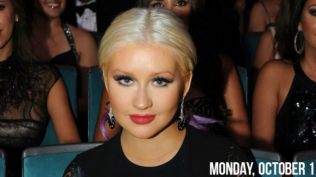 Christina Aguilera Tells Label 'I'm a Fat Girl, Deal With It'