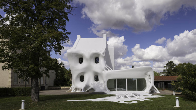 Marshmallow House, Rock Furniture, and More
