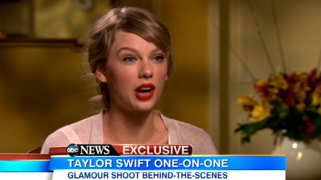 Taylor Swift Would Like You to Stop Asking Questions About the Personal Life She Won't Stop Talking About