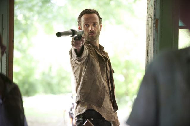 Walking Dead Episode Gallery