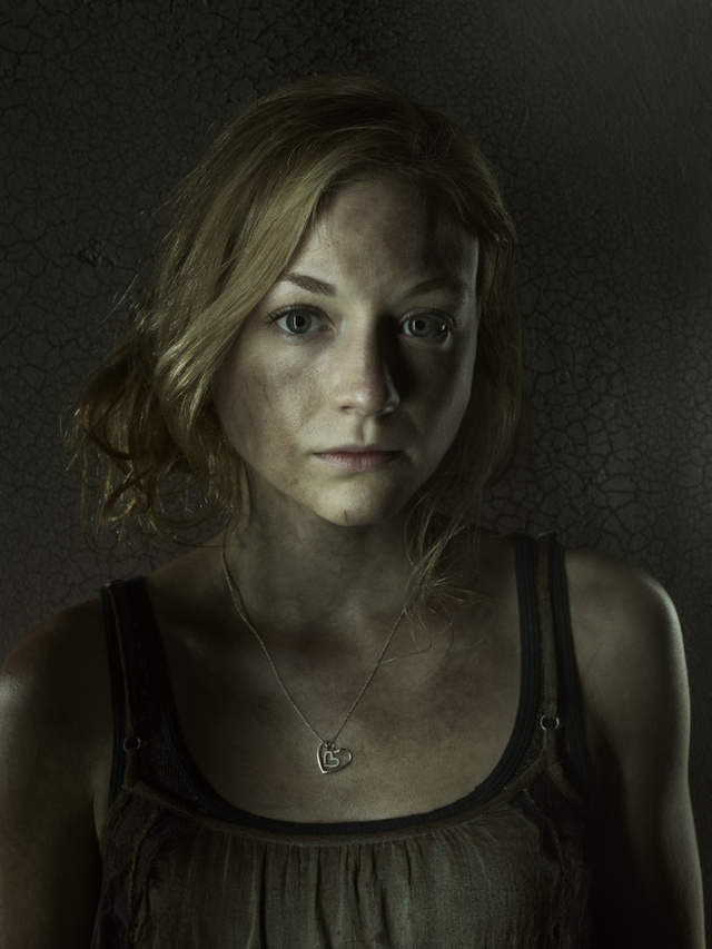 Walking Dead Glamour Shots