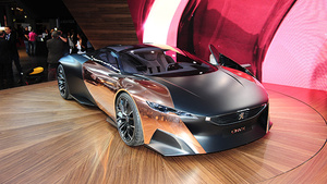 Play With The Most Exciting Cars And Concepts From Paris In 360 Mode