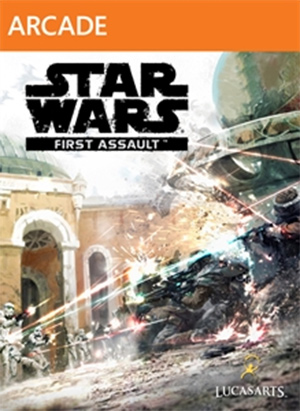 Um, What's This Secret Star Wars Game on Xbox Live Arcade?