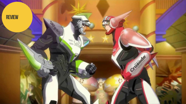 Tiger and Bunny: The Beginning is Half-Rehash and Half-Filler (But Not Half Bad)