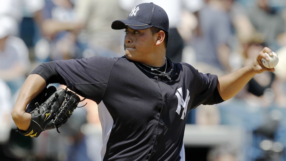 Top Yankees Prospect Who Had Innings Limit Now Needs Tommy John…