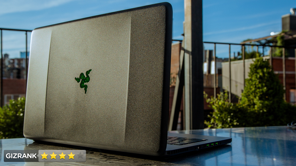 Razer Blade (Late 2012) Review: Sharper, Better, But Still Not a Revolution