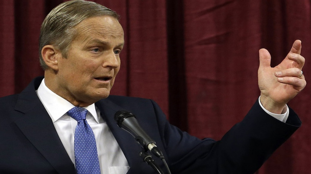 In a 2008 Speech, Todd Akin Said Doctors Give Abortions to Women 'Who Are Not Actually Pregnant'