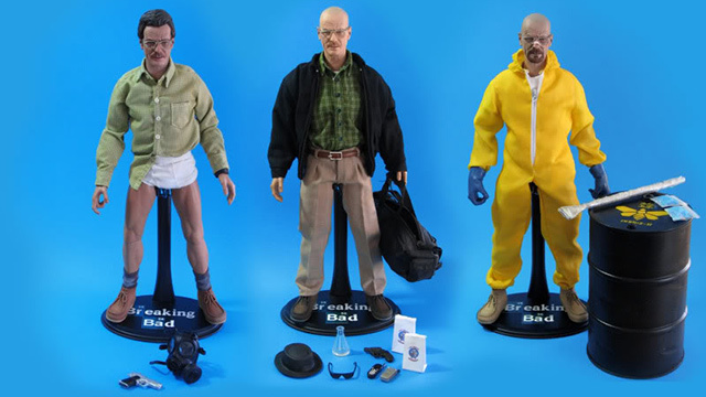Breaking Bad, Now in Awesome Action Figure Form