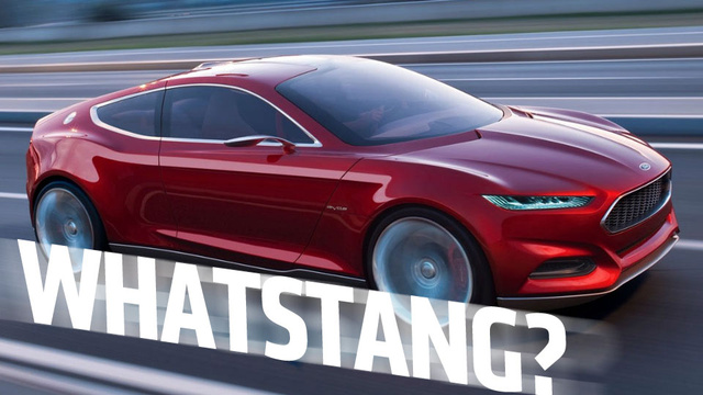 The Best Renders Of The 2014.5 Mustang