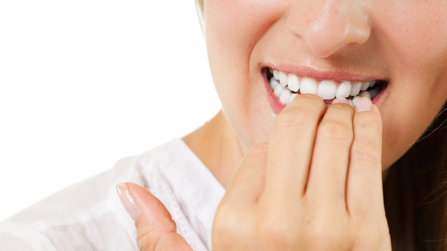 Nail Biting Will Soon Abdicate Status as Annoying Bad Habit and Be Placed in Same Category as OCD