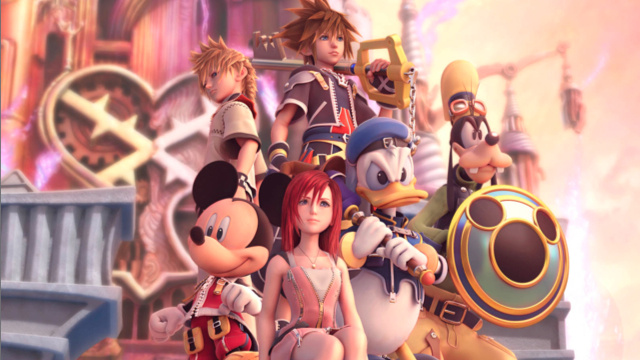 Don't Be Surprised by a Kingdom Hearts 2 HD Remake