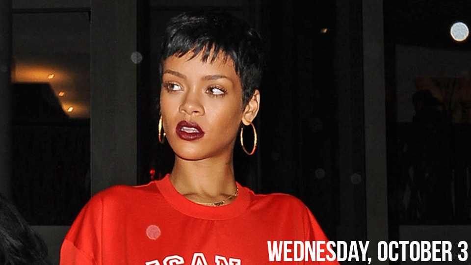 Click here to read Rihanna and Chris Brown Maybe Did Sex in a Bar Bathroom Last Night