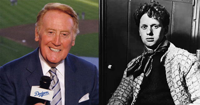 When Vin Scully Starts Quoting Dylan Thomas, You Pay Attention