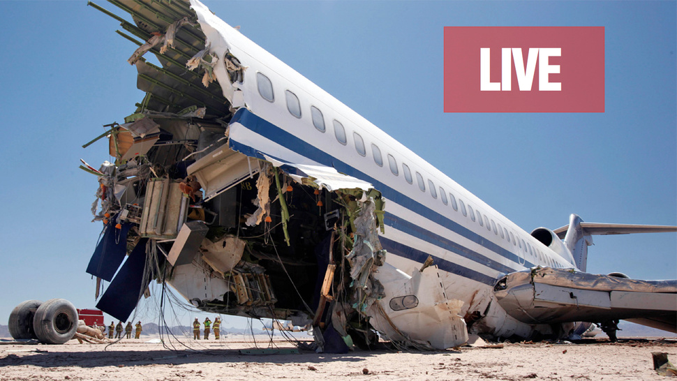 Ask The Scientists Who Crashed A Passenger Jet On Purpose For <i>Discovery</i> Anything You Want