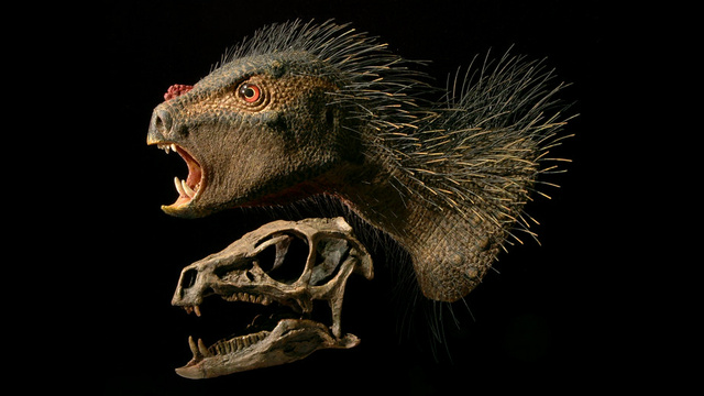 This New Freaky Dinosaur Will Haunt Your Dreams Tonight