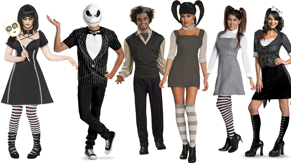 Sluttiest and Weirdest Store,Bought Halloween Costumes for 2012