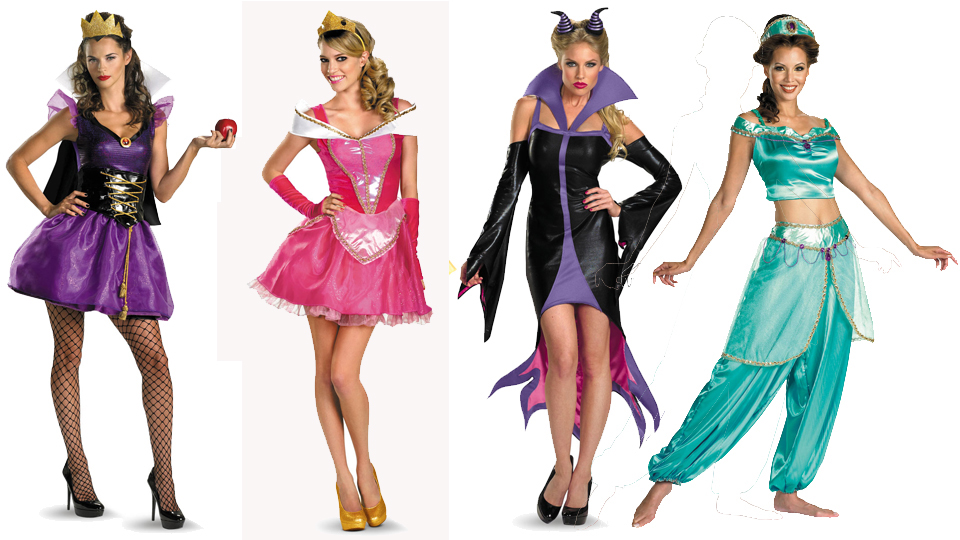 sluttiest and weirdest store bought halloween costumes for 2012